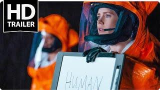 ARRIVAL Exclusive Feature + Trailer (2016) Amy Adams, Jeremy Renner Sci-Fi Movie