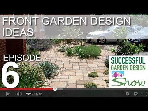 Garden Design Show 6 - Front Garden Design Ideas