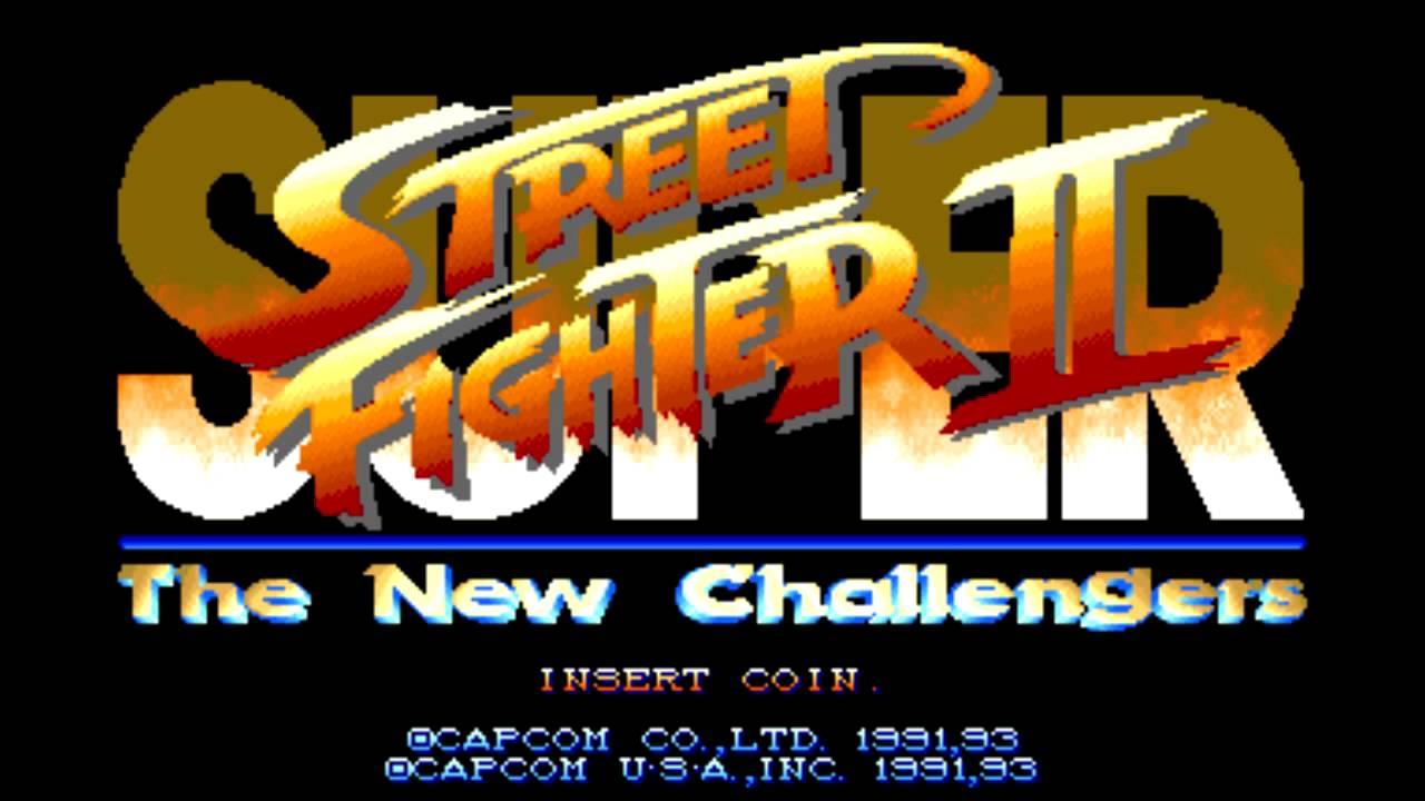 Super Street Fighter Ii Music Bonus Stage Vs Screen Stage End