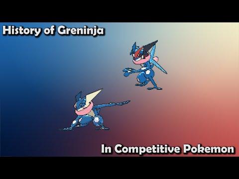 How GOOD was Greninja ACTUALLY? - History of Greninja in Competitive Pokemon (Gens 6-7)