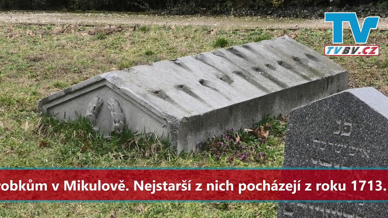 Židovský hřbitov Břeclav - Jewish cemetery of Breclav - Judenfriedhof von Breclav