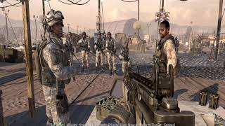 Call Of Duty Modern Warfare 2 Gameplay (Part 1)