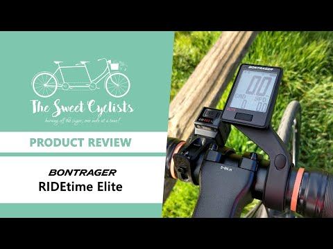 An Affordable Yet Modern Cycling Computer - Bontrager RIDEtime Elite ANT+ Full Install + Review