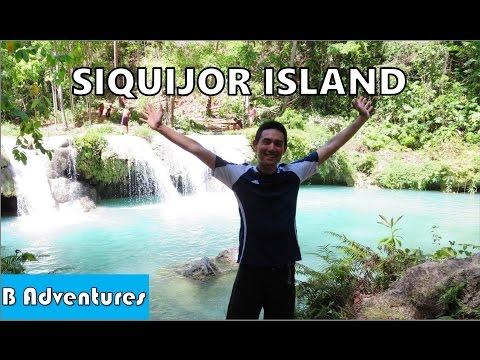 Siquijor Island, Enchanted Balete Tree, Lazi Church, Cambugahay Falls, Philippines S2 Ep30