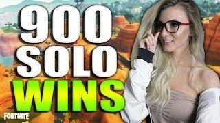 ROAD TO 1000 SOLO WINS! 902 SOLO WINS. 14000+ KILLS. FORTNITE BATTLE ROYALE LIVE!