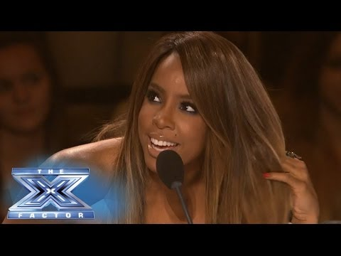 Finale: Kelly's Eyes On The Guys - THE X FACTOR USA 2013
