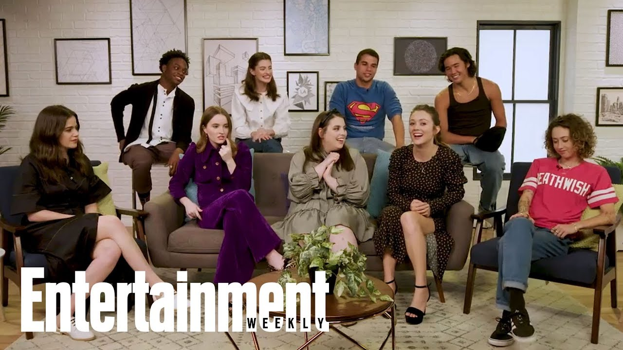 The Cast Of 'Booksmart' Gushes Over Director Olivia Wilde