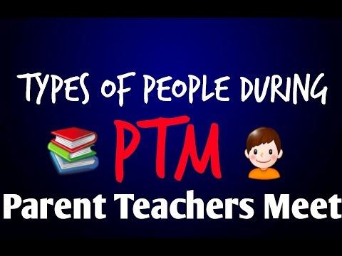 Types Of People During PTM | DesiBros