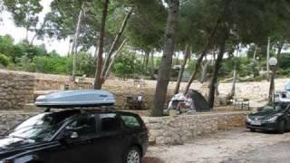 Camping Vira - island Hvar - Croatia