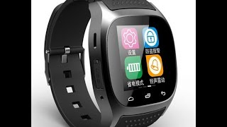 m26 bluetooth smart watch review