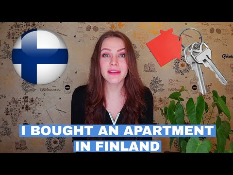 Apartment in Finland. Mortgage loan, bidding process, interest rates, investment.