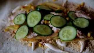 How to make Shawarma at home? Как приготовить шаурму дома ?