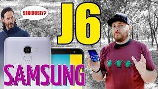 Огляд Samsung J6 (2018) - доступний смартфон з Infinity Display