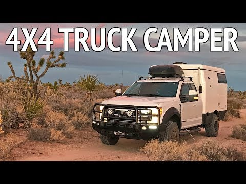 Lightweight Flatbed Truck Campers From Pop Up Truck Campers To Custom Fiberglass Truck Campers We Re The Russos
