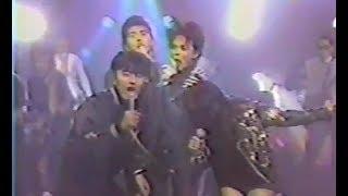 ありえない共演 BOØWY、THE ALFEE、吉川晃司、アン・ルイス.