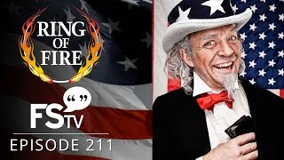 Ring of Fire On Free Speech TV   Episode 211 - The End of the Super PAC