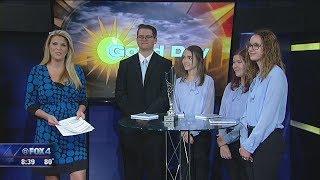 Local team wins FedEx Junior Business Challenge