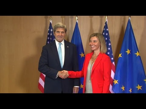 US Secretary of State visit to Brussels