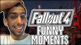 | FALLOUT 4 | FUNNY MOMENTS BY OSTRYTV | #01