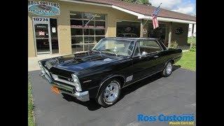 RossCustomsMi.com - SOLD - 1965 Pontiac Lemans GTO - 4 speed - $32,900