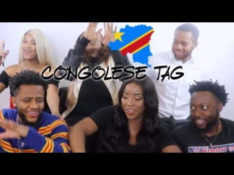 CONGOLESE CANADIAN TAG   Q&A!