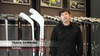 ccm rbz stick from golf to hockey