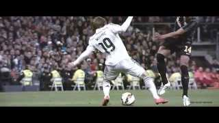 Real Madrid vs Malaga Slow Motion Scenes 2014 - 2015 HD 720p By Nikos248