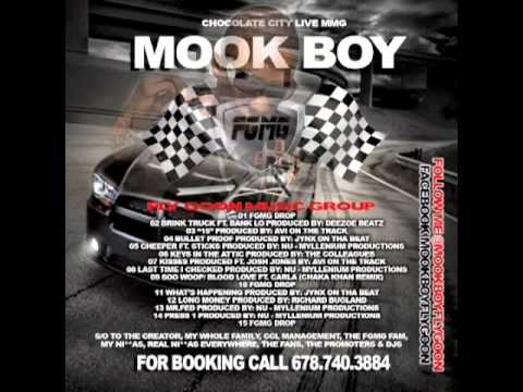 "MOOK BOY ""15"" MUTUAL LOYALTY 101 (RENTAL CAR MUSIC)"