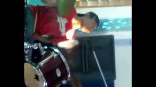 ANGGOTA POLRES LABUAN BAJO MAIN BAND ( TENTANG CINTA - IPANG - RIDHO SLANK )