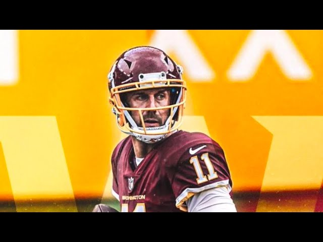 EP56: Washington Football QB Alex Smith and Wife Elizabeth Talk First Game Back