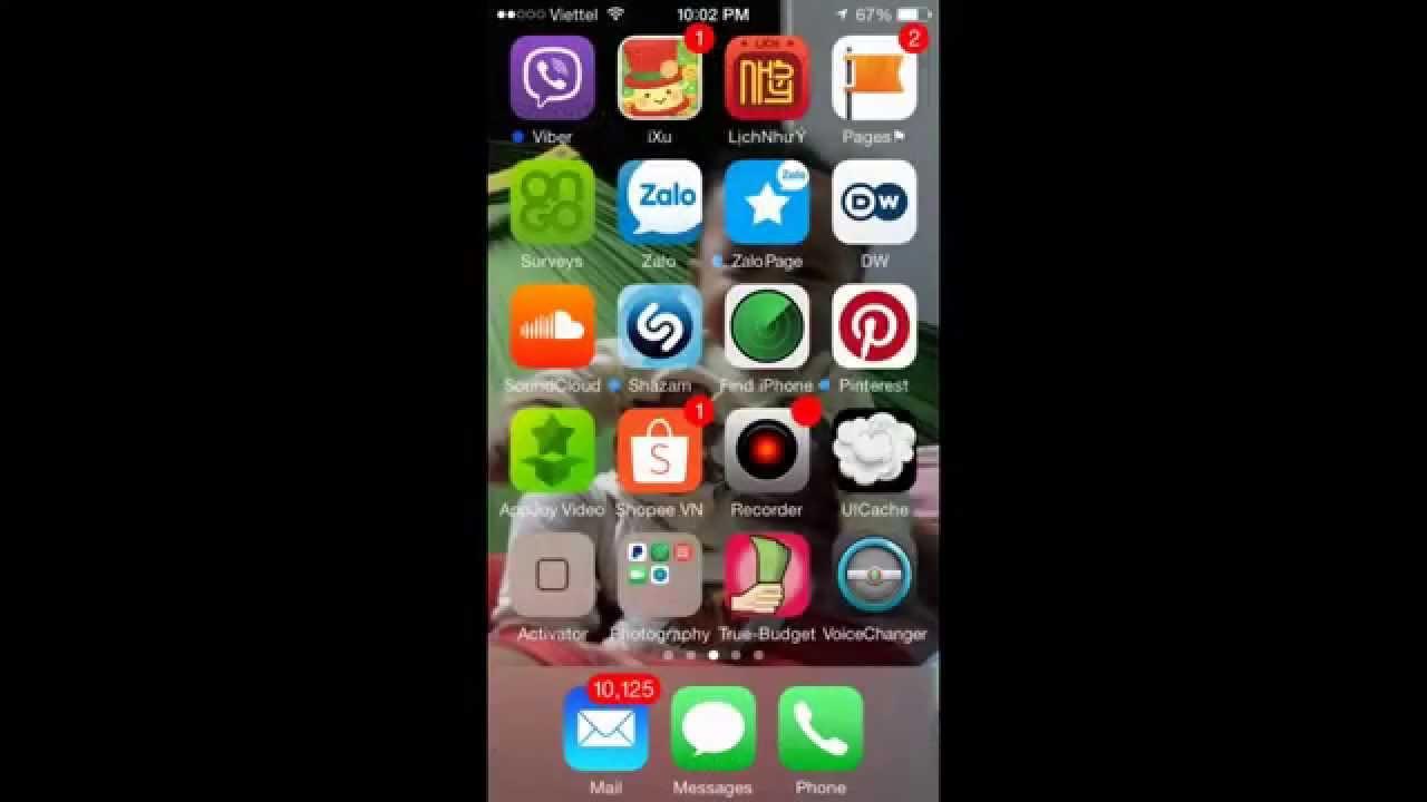 Hướng Dẫn Cài Vân Tay Cho iPhone 5 – iMeo