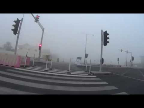Ride in the Fog (Wakra to Al Sadd)