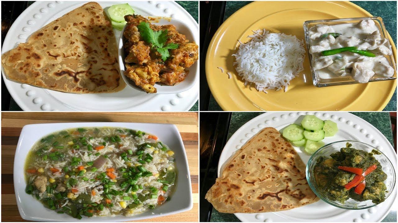 4 Indian Chicken Dinner Recipes Under 30 Minutes