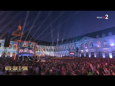 Notre Dame de Paris, le grand concert (France 2 | 20.04.2019)