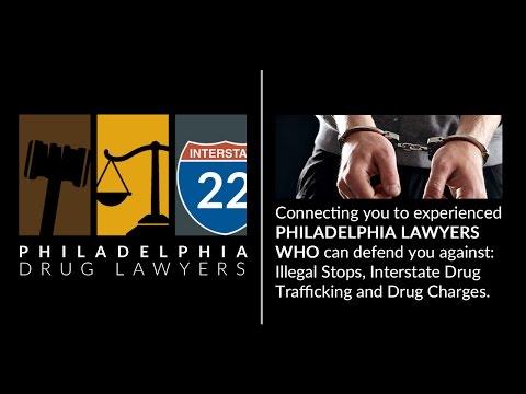 Philadelphia Drug Lawyers Trailer