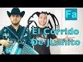 Download El Corrido de Juanito. Calibre 50. Acordeón de Fa