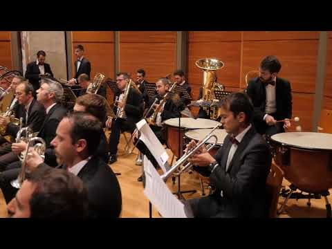 Orchestra di Fiati della Valtellina - L'Apprendista Stregone (2017)