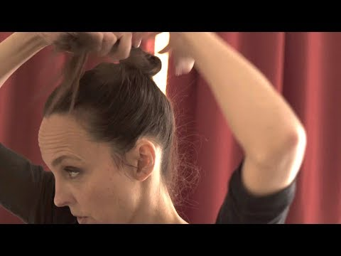 How to achieve the perfect ballet bun