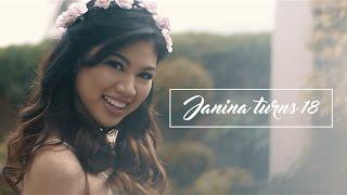 Janina turns 18 {Same Day Edit}