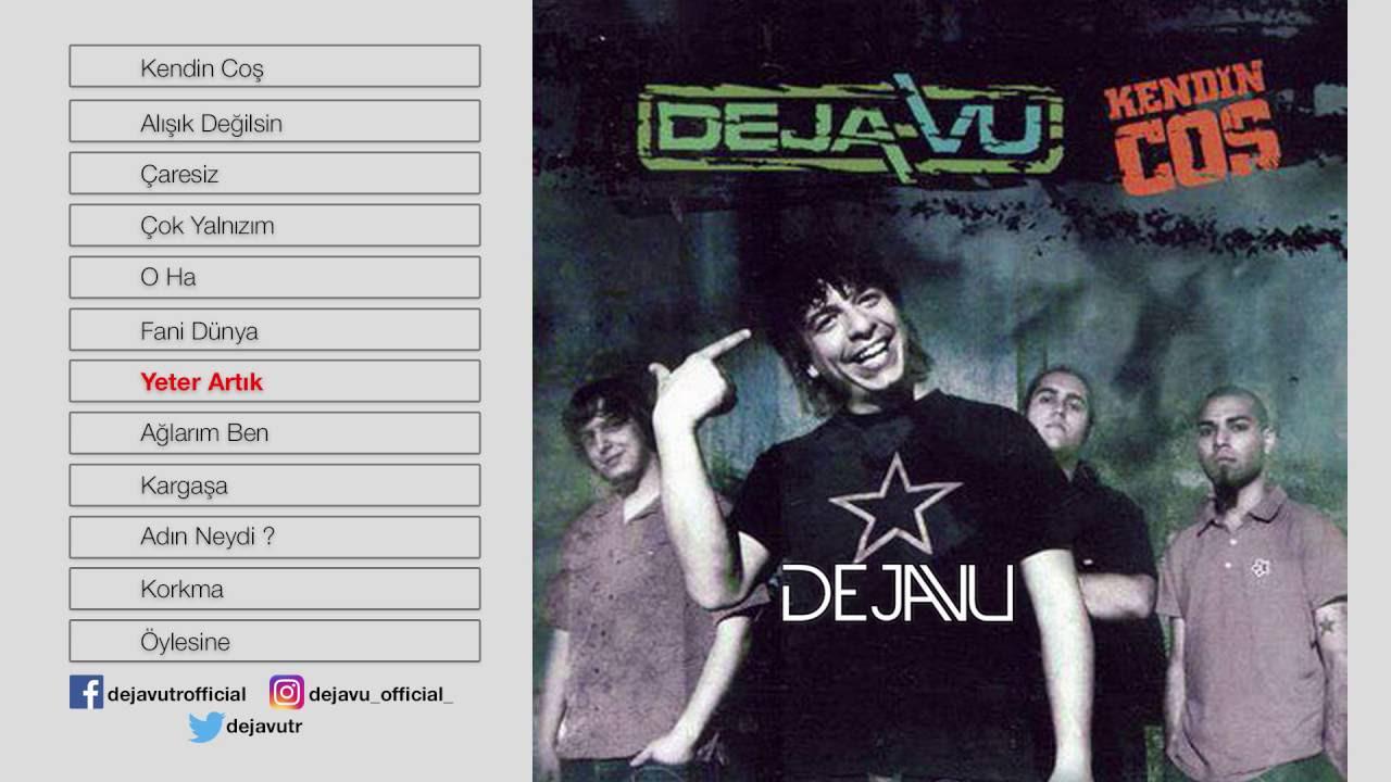 DEJAVU | Fani Dünya (Official Audio)