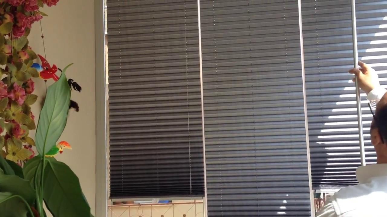 Balkon Perdesi Cok Pratik Kolay Kurulum Youtube