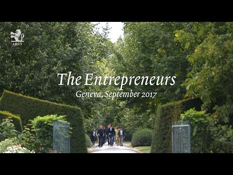 Pictet - The Entrepreneurs, Geneva (Full version)