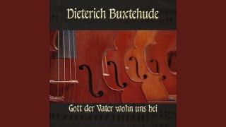 Chorale prelude for organ in C major, BuxWV 190, in C Major, BuxWV 190