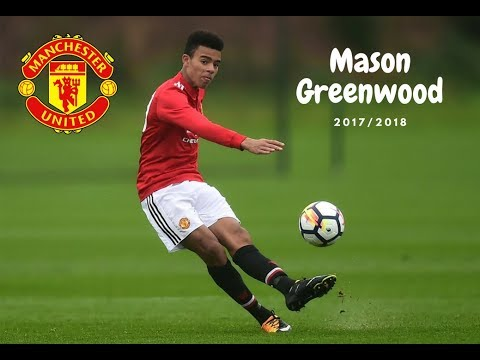 Mason Greenwood (Manchester United) 2017/2018 Individual Highlights