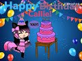 Gambar cover Happy birthday Callie!