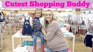Eve Takes Me Baby Shopping || Baby Haul