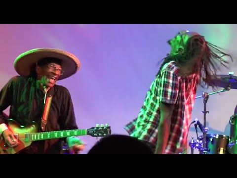 Kenyatta Hill ft. Robin Armstrong [IKRONIK BAND]