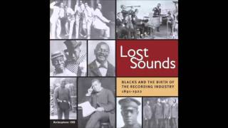 Lost Sounds: Blacks and the Birth of the Recording Industry 1891-1922 CD2