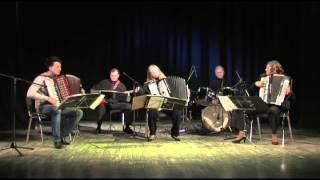 Astor Piazzolla - Violentango (Accordion)