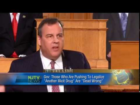 Gov. Christie outlines his plan to combat drug addiction in New Jersey